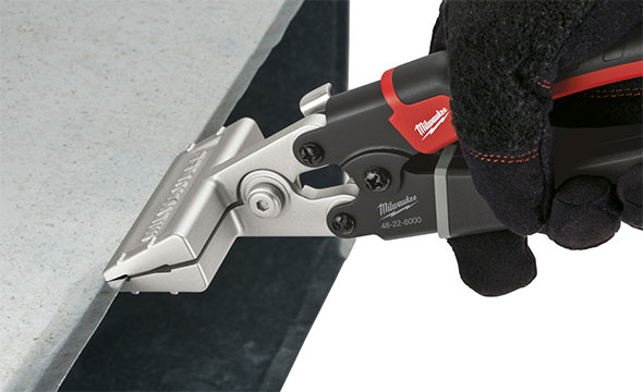 New Milwaukee Sheet Metal Tools Tinner Snips A Seamer