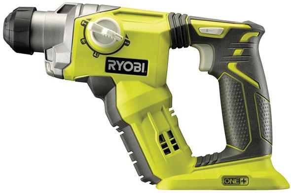 New Ryobi 18v One Rotary Hammer