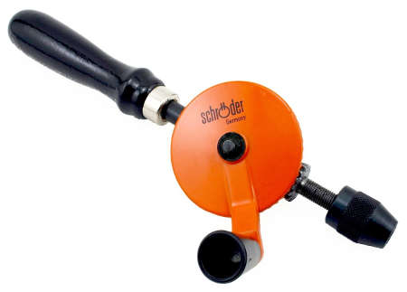 Schroeder small hand drill product shot