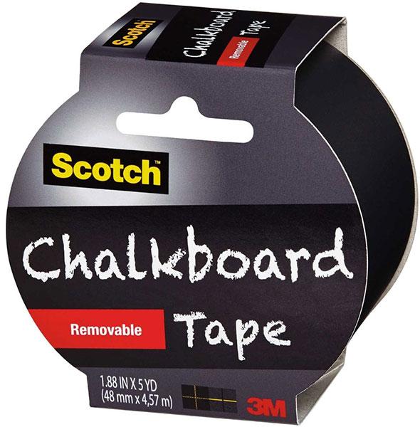 Scotch Chalkboard Tape