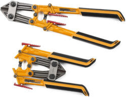 Cool Tool: Compact Bolt Cutters with Folding Handles