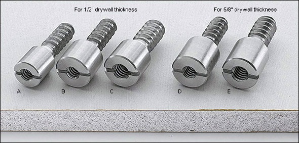 Veritas Drywall Nuts