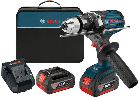Bosch DDH181X 18V Brute Tough Drill with Active Response Technology