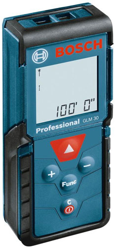 Bosch GLM 30 Laser Distance Measurer