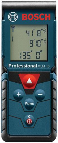 Bosch GLM 40 Laser Measurer