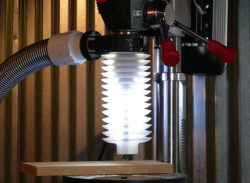 Drillnado Dust Collection Attachment for Your Drill Press