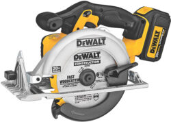 Dewalt Updated their 20V Max Cordless Circular Saw