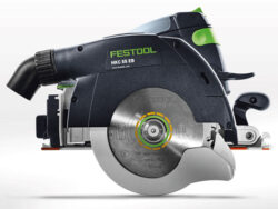 New Festool HKC 55 Cordless Circular Saw