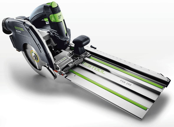 Festool HKC 55 Cordless Track Saw