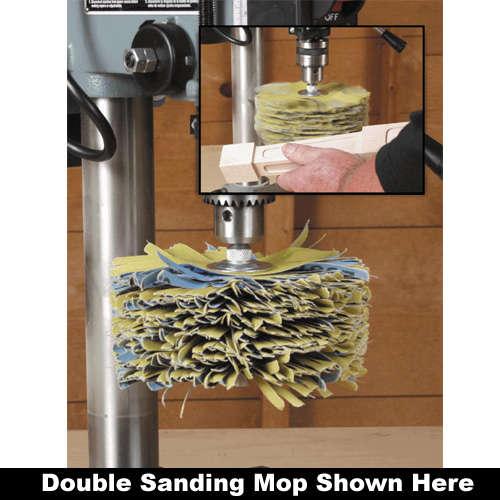 Klingspor's sanding mop