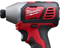 Choose Your Deal: Milwaukee M12 or M18 Impact Driver Kit, Just $99