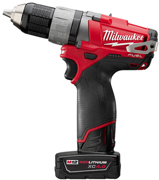 Milwaukee M12 Fuel 2403 Brushless Drill Driver