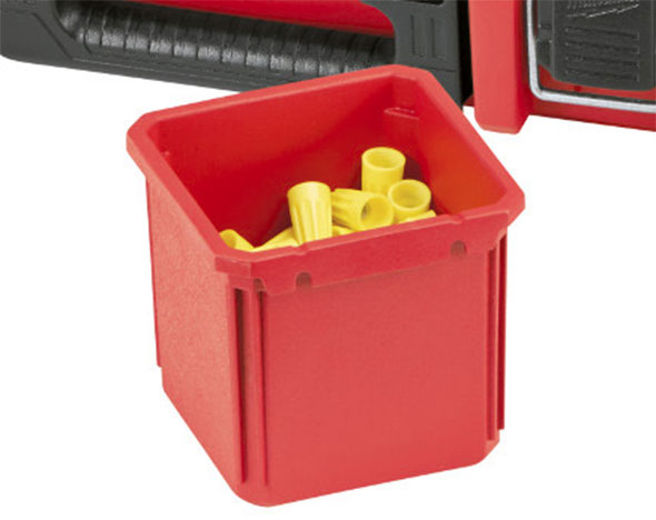 Milwaukee Organizer Parts Bin