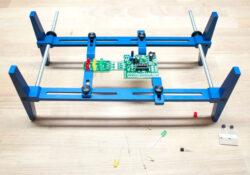 Kickstarter: PCB Rax Circuit Board Support System
