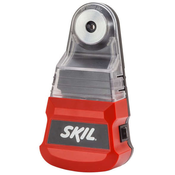 Skil Dust Collector Ends Mess Of Drilling Drywall