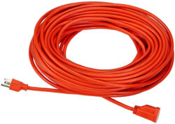New AmazonBasics Outdoor Extension Cords