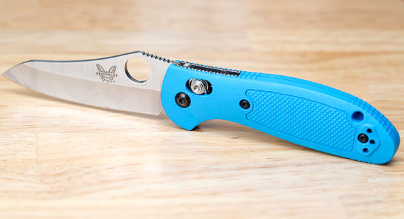 Benchmade Mini Griptilian Knife