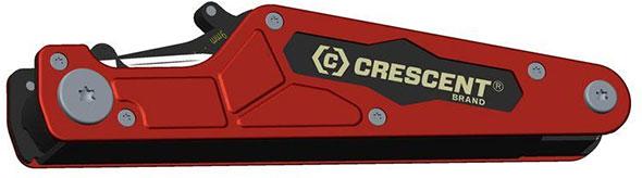 Crescent Flip and Grip Multi-Tool Closed