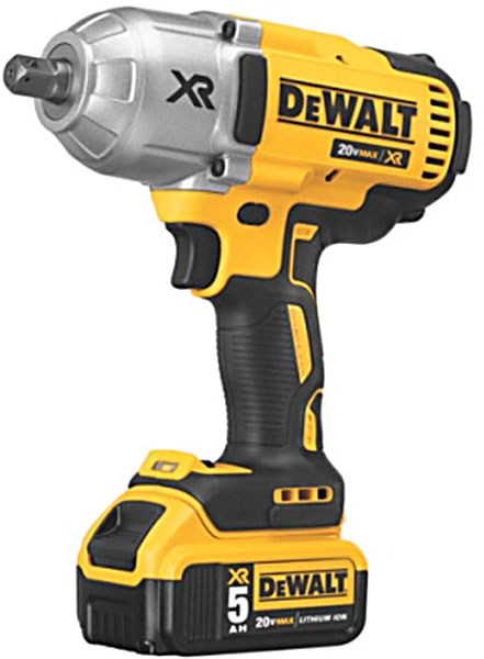 Dewalt 20V Max DCF899 Brushless Impact Wrench