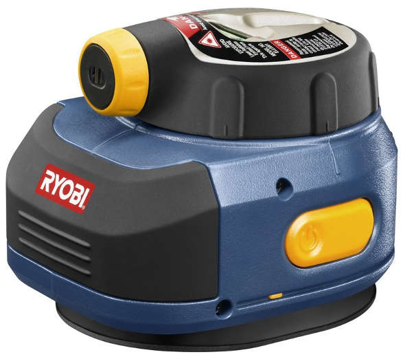 Ryobi Airgrip Laser Level Will It Stick