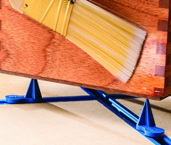 Rockler Mini Finishing Points on T-Track