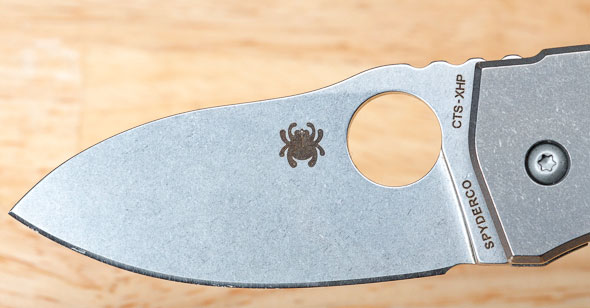 Spyderco Techno Knife Blade