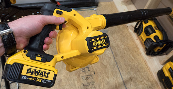 Dewalt 20V Max Small Air Blower