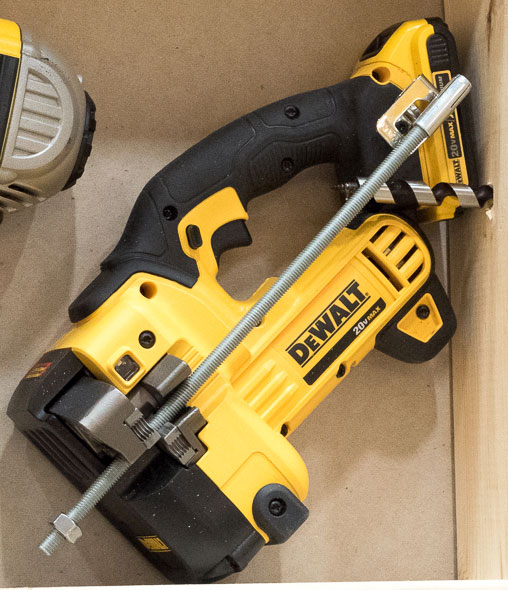 Sneak Peek Of New Dewalt Cordless Tools For 2015