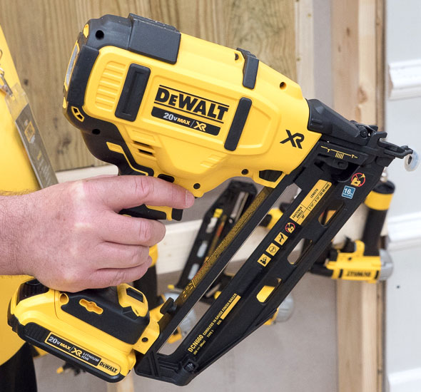 whats delaying dewalt from coming out with a 20v max cordless brad nailer pinner and stapler