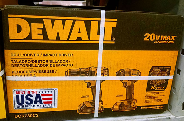 "dewalt's ""built in the usa"" campaign: marketing bs or the real deal?"