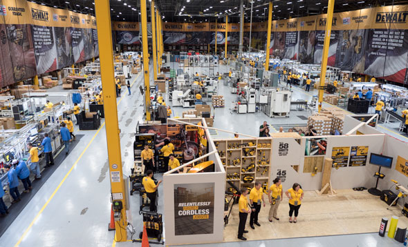 Dewalt S Built In The Usa Campaign Marketing Bs Or The