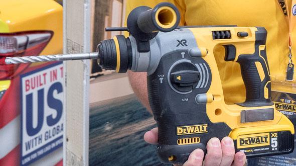 Dewalt DCH273 20V Max Brushless Rotary Hammer