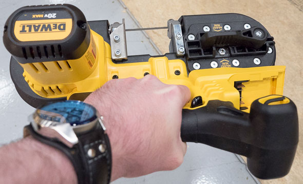 Dewalt DCS371 Cordless Band Saw