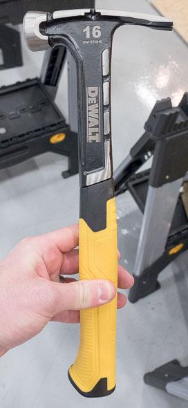 Dewalt DWHT51048 16oz Steel Hammer