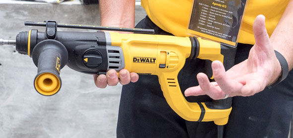 Dewalt SDS Rotary Hammer New for 2015