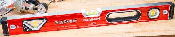 Goldblatt 24-inch Level