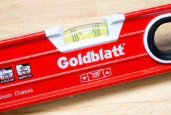 Goldblatt Aluminum Box Level Review