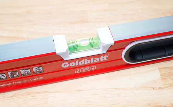 Goldblatt Level Top Edge