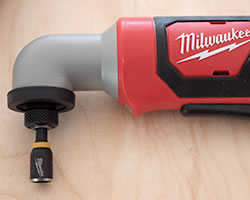 New Milwaukee M12 Right Angle Impact Driver