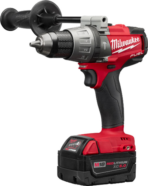 Milwaukee 2704 M18 Fuel Brushless Hammer Drill