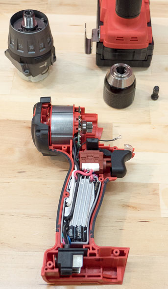 first look at the new milwaukee 2nd gen m18 fuel brushless drill  milwaukee 2704 m18 fuel hammer drill parts