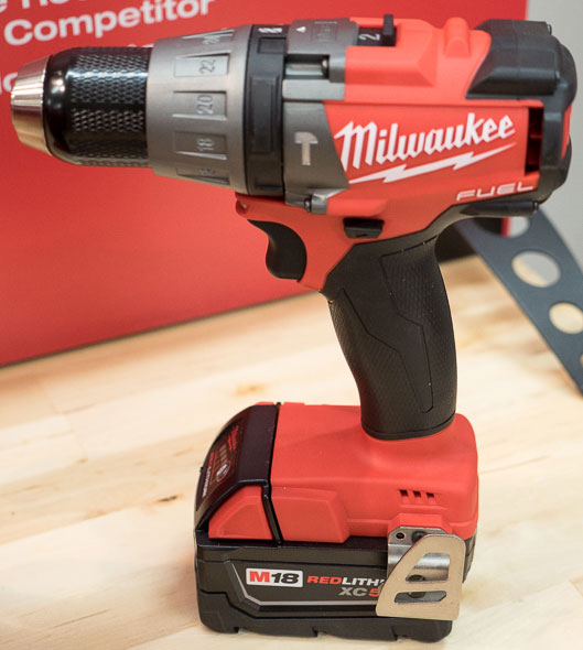 Milwaukee 2704 M18 Fuel Hammer Drill