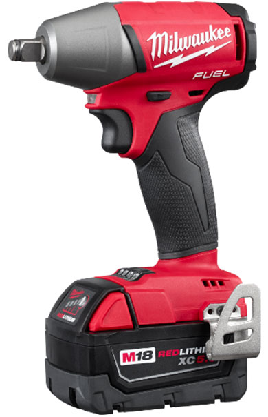 A First Look At The New 2nd Gen Milwaukee M18 Fuel Impact