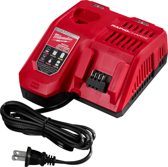 Milwaukee 48-59-1808 Rapid Charger