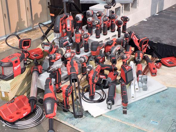 Milwaukee M12 Cordless Power Tools