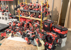 Milwaukee M18 Cordless Power Tools