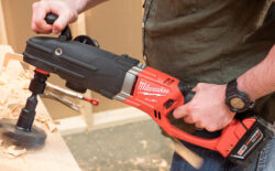MORE New Milwaukee M18 Fuel Tools – a Mag Drill, Super Hawg, SDS Max Hammer