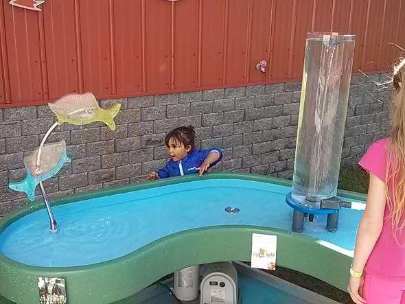 kidZib!ts water activity table