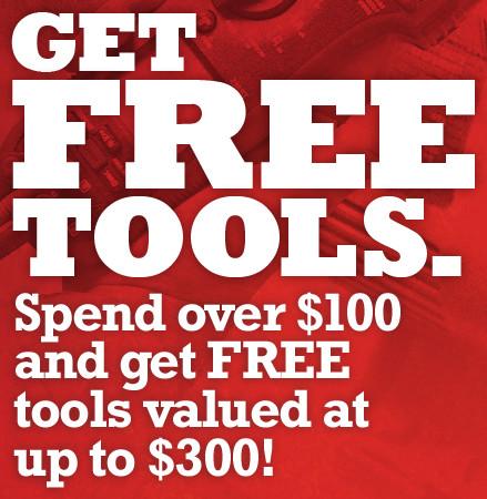 Amprobe Free Tools Summer 2015 Promo