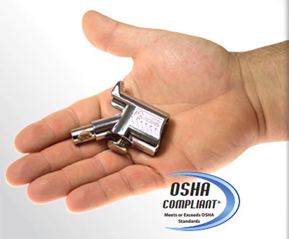 Coilhose Redi-Burst Pocket Blow Gun Size